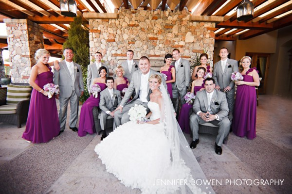 A Paradise Valley Country Club Wedding