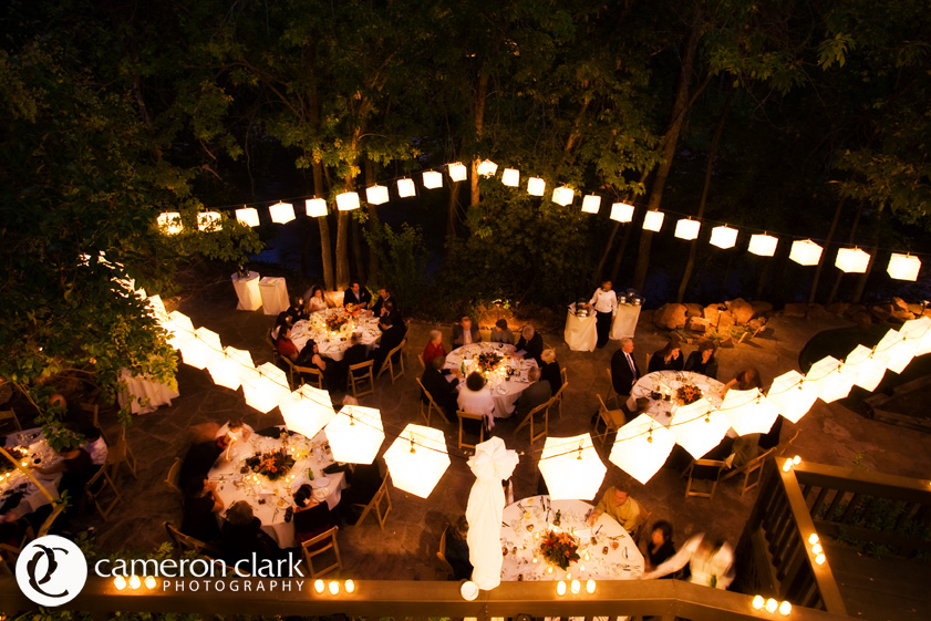 Sting Lighting With Lanterns, Image by Cameron + Kelly Studios
