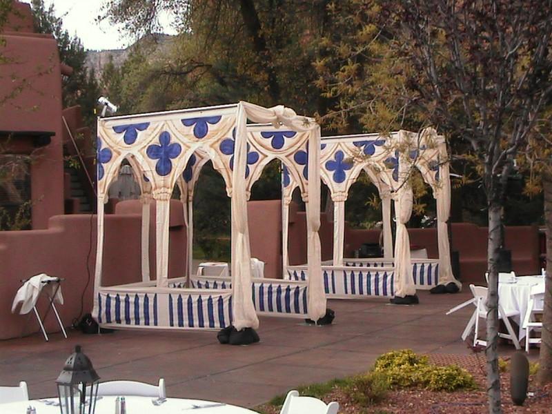 Kismet Tents, Celestial Event, Enchantment Resort