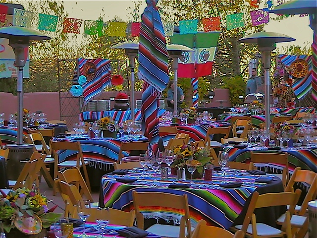 Mexican Sedona Wedding Planners Florists And Event