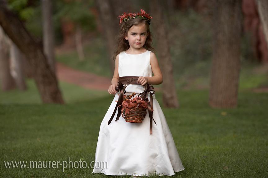Sedona Outdoor Wedding