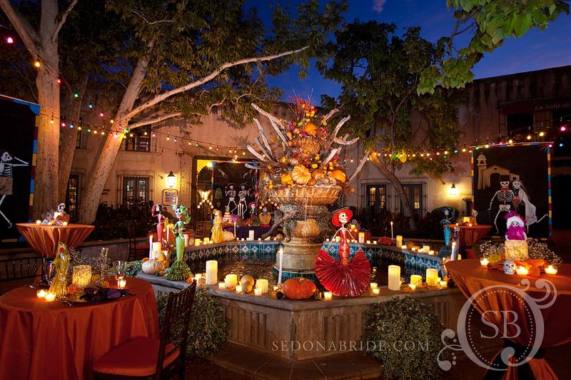 Dia De Los Muertos Sedona Wedding Planners Florists And Event Decorators