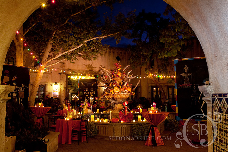 Day Of The Dead Wedding Gifts: Sedona Wedding Planners, Florists And
