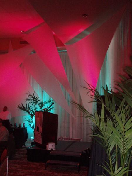 Podium, Sedona International Film Festival Gala, Speakers platform