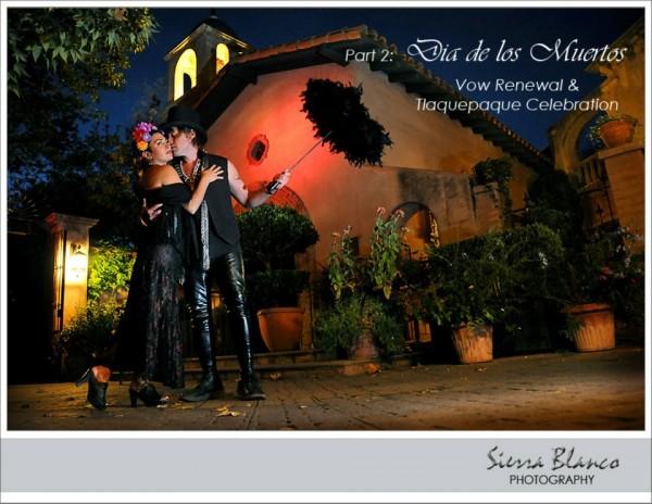 Frida Kahlo Style Wedding