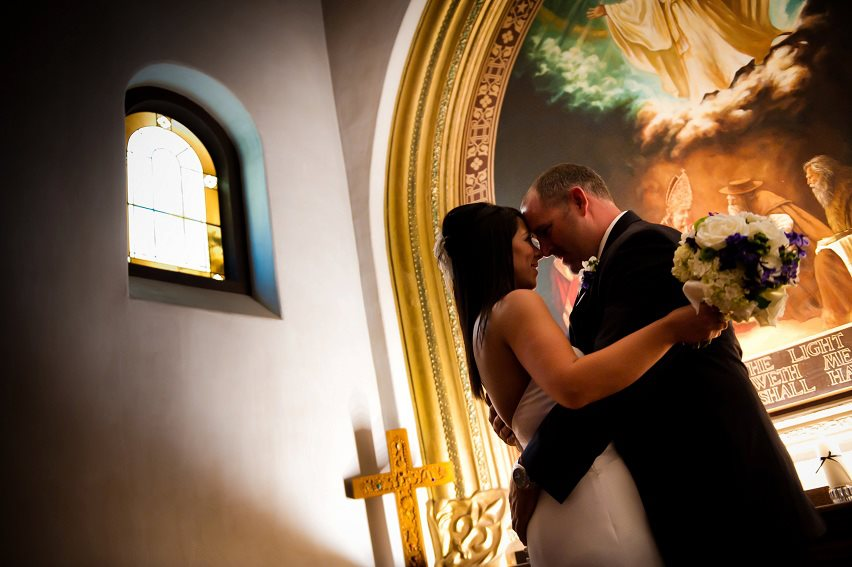 Intimate Wedding At Tlaquepaque