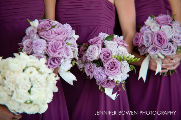 Paradise Valley Country Club, bouquets