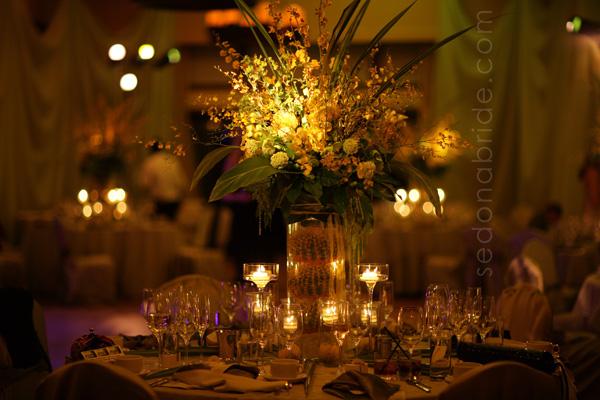 Lauberge De Sedona Ballroom Wedding In Sedona Az Lighting