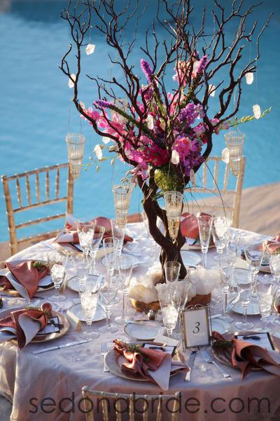 Outdoor Sedona Wedding, Image by SedonaBride.com
