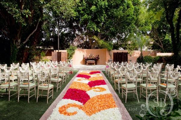 Rose Petal Carpet
