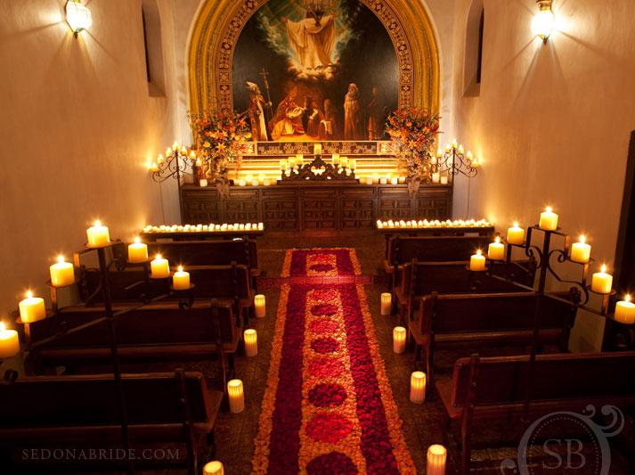 Tlaquepaque Chapel Interior Image By Sedonabride