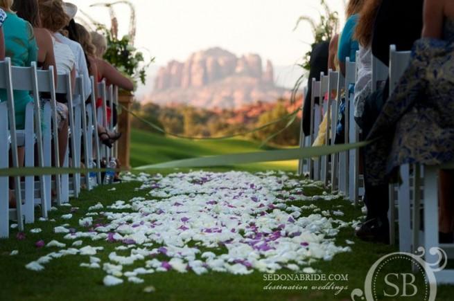 Weddings in sedona sedona wedding planners florists and event sedona golf resort junglespirit Images